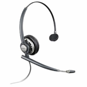 Premium Noise Canceling Monaural, Over the Head – HEADSET