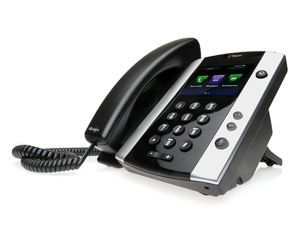 Polycom VVX500 IP Gigabit