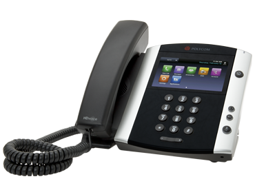 Polycom VVX600 IP Gigabit