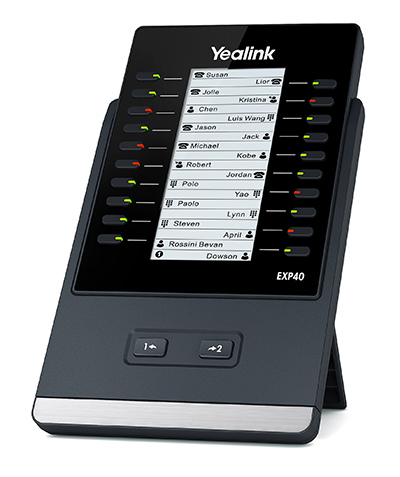 Yealink EXP40 Expansion Module