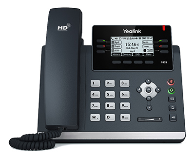 Yealink T42S Speakerphone