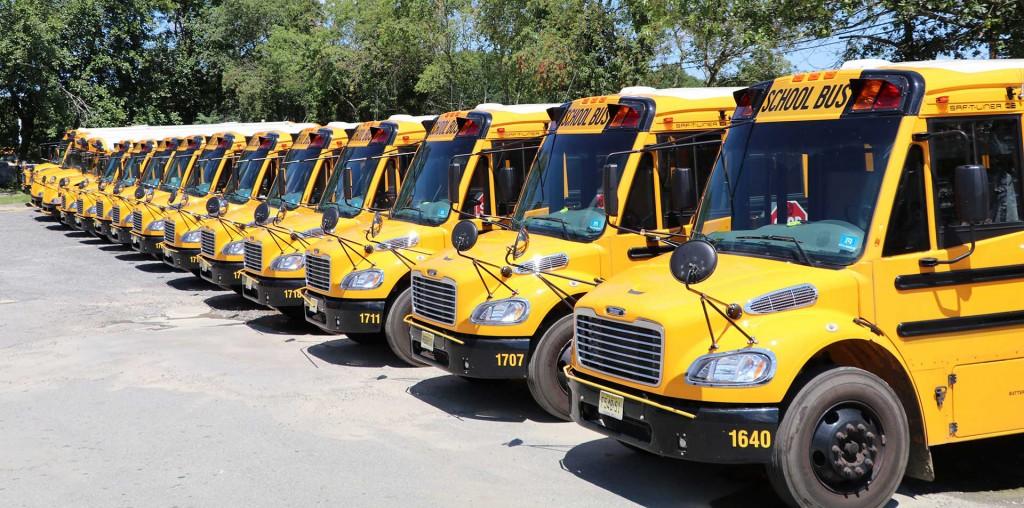 GST busses