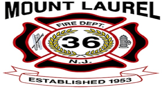 Mt Laurel Fire Dept Card