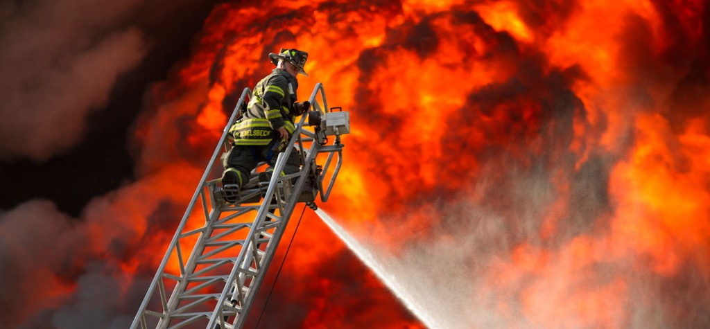 Mt Laurel Fire Dept Banner