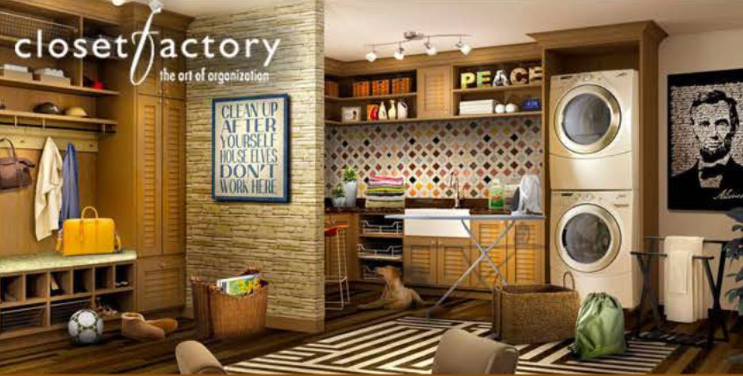 Closet Factory Background